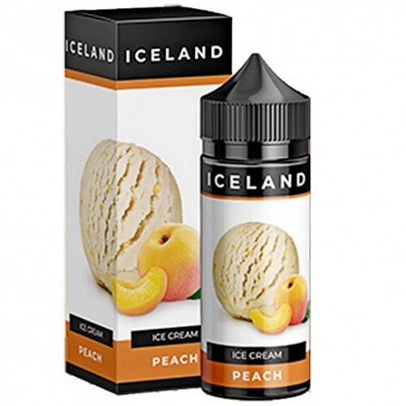 Iceland - Peach