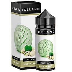 Iceland - Pistachio