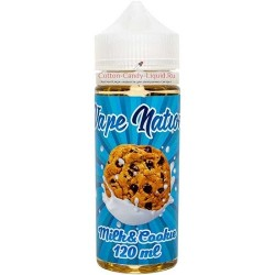 Vape Nation - Milk & Cookie