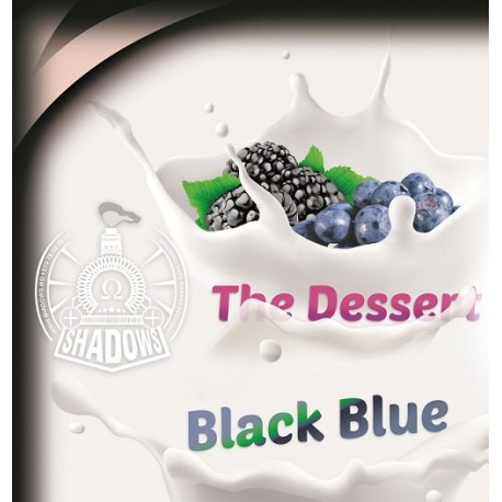 The DESSERT Black Blue