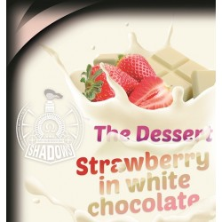 The DESSERT Strawberry in White Chocolate