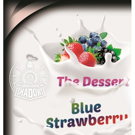 The DESSERT Blue Strawberry